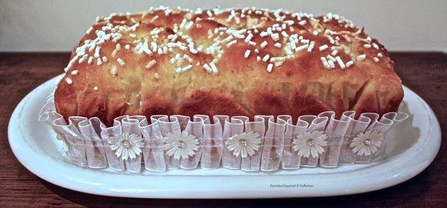 Questa e' una delle prime ricette che ho fatto con il lievito madre, un pan brioche, ripieno di marmellata di uva bianca e devo ringraziare ...