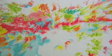 Check out my entry in the Saatchi Art Showdown competition!