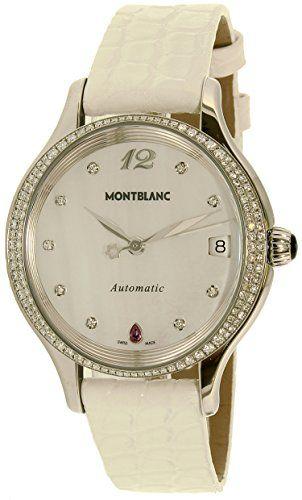 Montblanc Women's Princess Grace De Monaco 109273 Silver Alligator Leather Swiss Automatic Watch https://www.carrywatches.com/product/montblanc-womens-princess-grace-de-monaco-109273-silver-alligator-leather-swiss-automatic-watch/ Montblanc Women's Princess Grace De Monaco 109273 Silver Alligator Leather Swiss Automatic Watch  #diamondwatches #diamondwatchesforwomen More diamond watches : https://www.carrywatches.com/tag/diamond-watches/