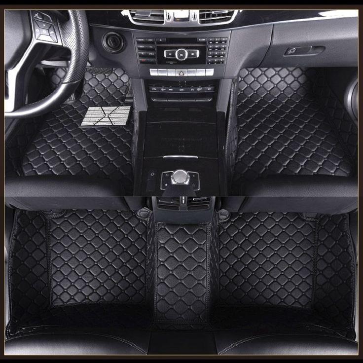Car Floor Mats For RHD/LHD Nissan Bluebird Livina Murano
