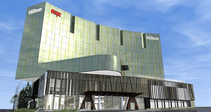 New Hilton Hotel – Opens In Tallinn, Estonia Fr. R. Kreutzwaldi23, 10128 Tallinn, Estonia Telephone +372-630-5333 Tallinn, the capital of Estonia is the site of the [ ] The post New Hilton Hotel – Opens In Tallinn, Estonia appeared first on .