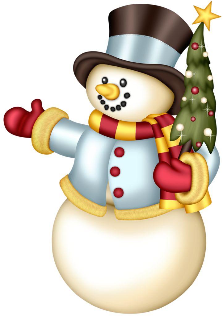99 best Clip Art Christmas Snowmen ☃ images on Pinterest ...