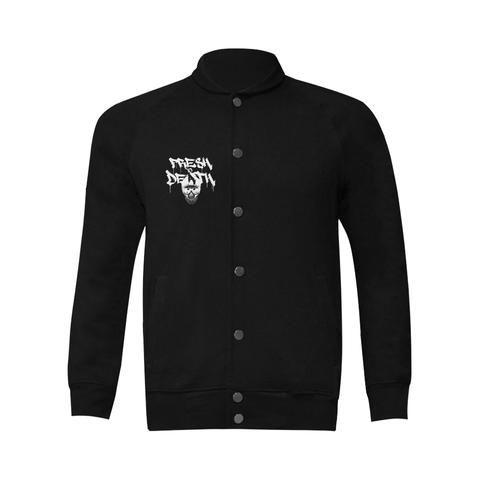 Fresh to Death Baseball Jacket#urbanstreetzone #urbanstreetwear #urbanclothes #urbanstyle #streetwear #streetbeast #streetfashion #hypebeast #outfitoftheday #outfitinspiration #ootd #outfit #outfitgrid #brand #boutique #highsnobiety #contemporary #minimalism #baseballjacket #jacket