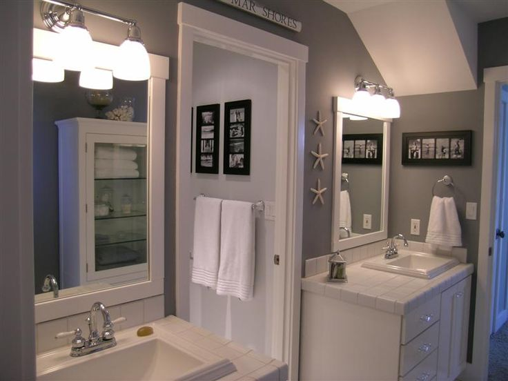 Seashore Bathroom Decor: 47 Best Kastenwand Besta Images On Pinterest
