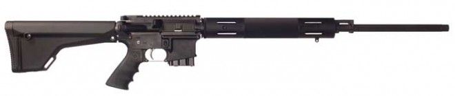 Bushmaster Using Magpul MOE Stocks----->>>>