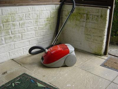 Storage Tip: Remove and discard vacuum cleaner bags. http://www.storensave.com/