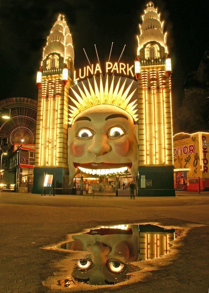 Sydney Lunar Park