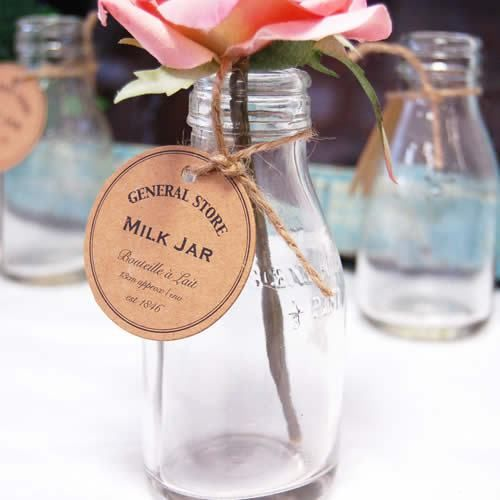 Milk Bottle Decorations Delectable 115 Best Milk Bottles And Related Things Images On Pinterest  Old Design Decoration
