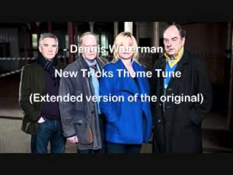 """Dennis Waterman - New Tricks Theme.. Love this - """"Doesn't really matter if you're old and grey!"""""""