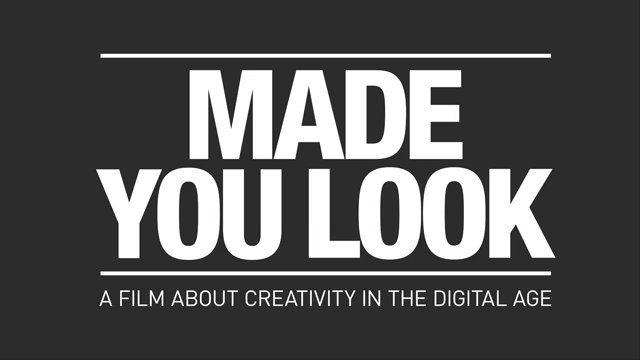 WE NEED YOUR HELP TO COMPLETE OUR FILM!! Please visit our Kickstarter and make a pledge:  https://www.kickstarter.com/projects/1098523636/made-you-look-documentary  Made You Look is a documentary about the UK DIY graphic arts scene of the 21st century. Via candid interviews with top British creatives, publishers and agency owners we explore the fact that more people than ever seem to be turning to analogue means of creating things, even though we are living at the height of the digital ...