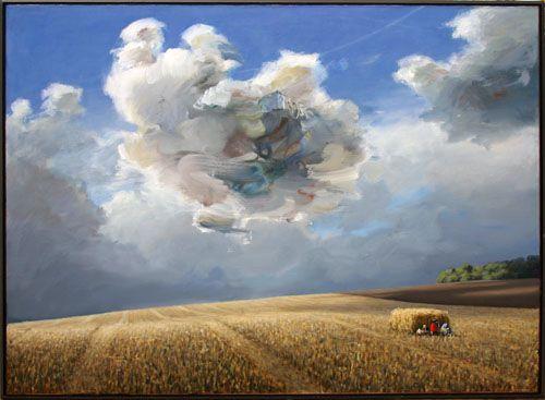 Danish artist Poul Anker Bech