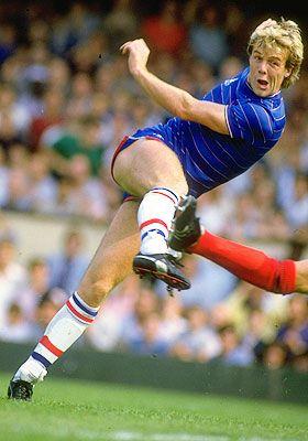 Chelsea legend Kerry Dixon