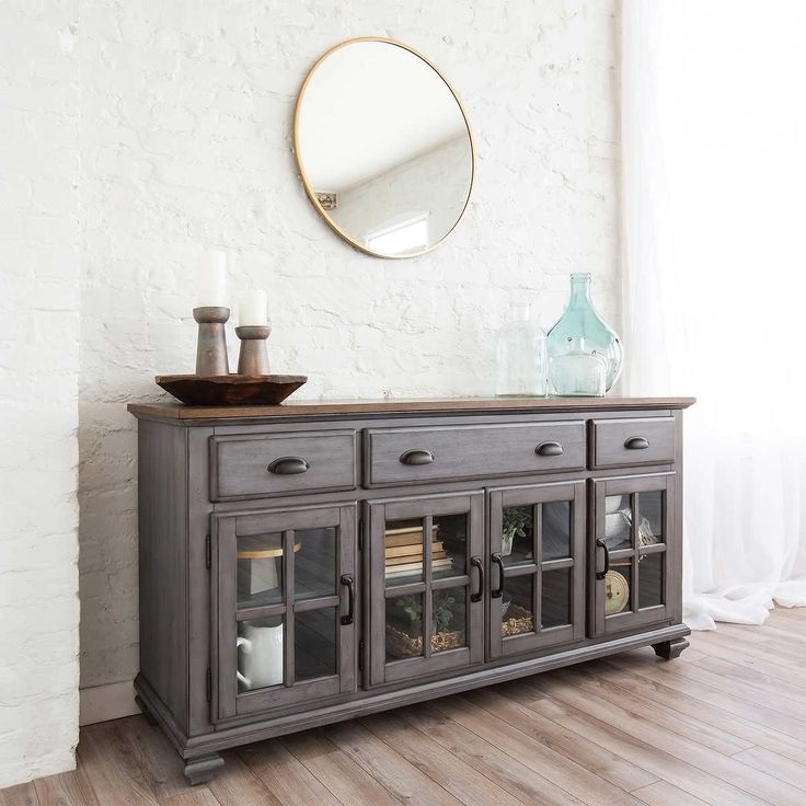 Pike Amp Main 68 Quot Wesley Accent Console Living Room