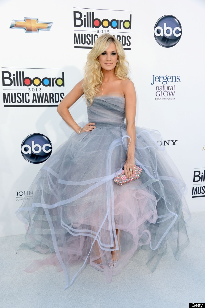 Carrie Underwood at Billboard Music Awards