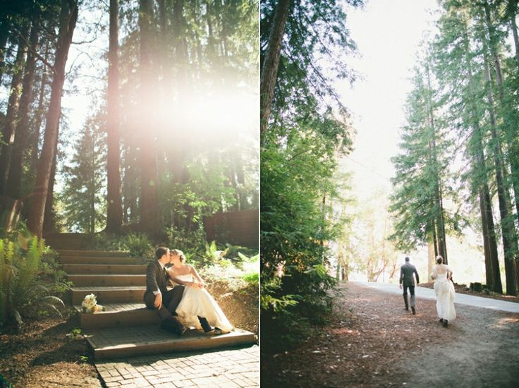 Dreambox Photography  |  Amphitheatre of the Redwoods at Pema Osel Ling | Wedding and Event Venue | Santa Cruz Mountains, CA | Redwood Forest Wedding