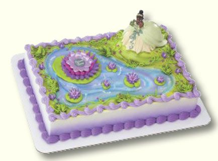 Princess Tiana Birthday Cake Publix