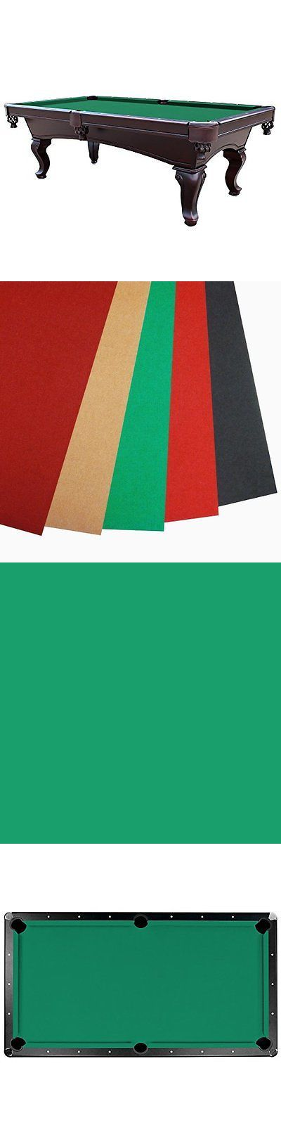 Tables 21213: New Championship Saturn Ii Billiards Cloth Pool Table Felt Green 7 Feet -> BUY IT NOW ONLY: $109.07 on eBay!
