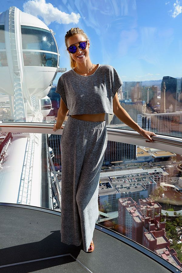 25 Times Whitney Port Was Comfier Than You #refinery29  http://www.refinery29.com/2016/05/110214/whitney-port-outfit-photos-street-style#slide-12  Who knew playing tourist could be so...chic?...