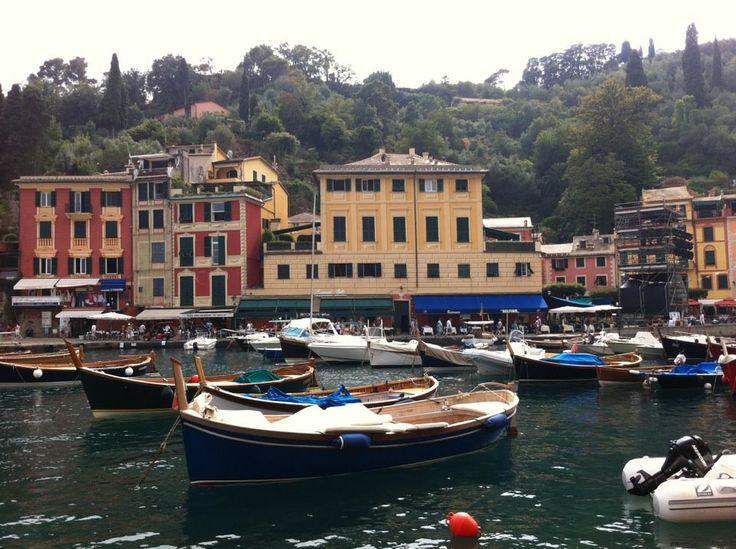 Un racconto di Liguria