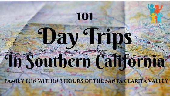 We have put together a list of 101 Day Trips all within a three hour drive  of Santa Clarita for you to entertain your kiddos all summer long! We  encourage you to get out and explore our beautiful state.  From beaches to  museums to state parks, this list will keep you busy all summer long!