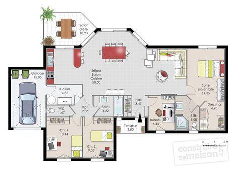 les 53 meilleures images du tableau maison patio sur pinterest plans de maison faire. Black Bedroom Furniture Sets. Home Design Ideas