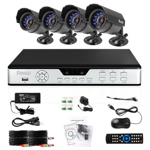 Zmodo PKD-DK4216-500GB H.264 Internet & 3G Phone Accessible 4-Channel DVR with 4 Night Vision Cameras and 500 GB HD Zmodo,http://www.amazon.com/dp/B005FM8UL4/ref=cm_sw_r_pi_dp_Biaysb0W5X264NCJ