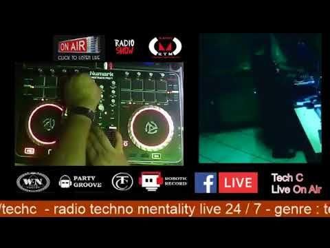 TECH C LIVE RADIO SHOW