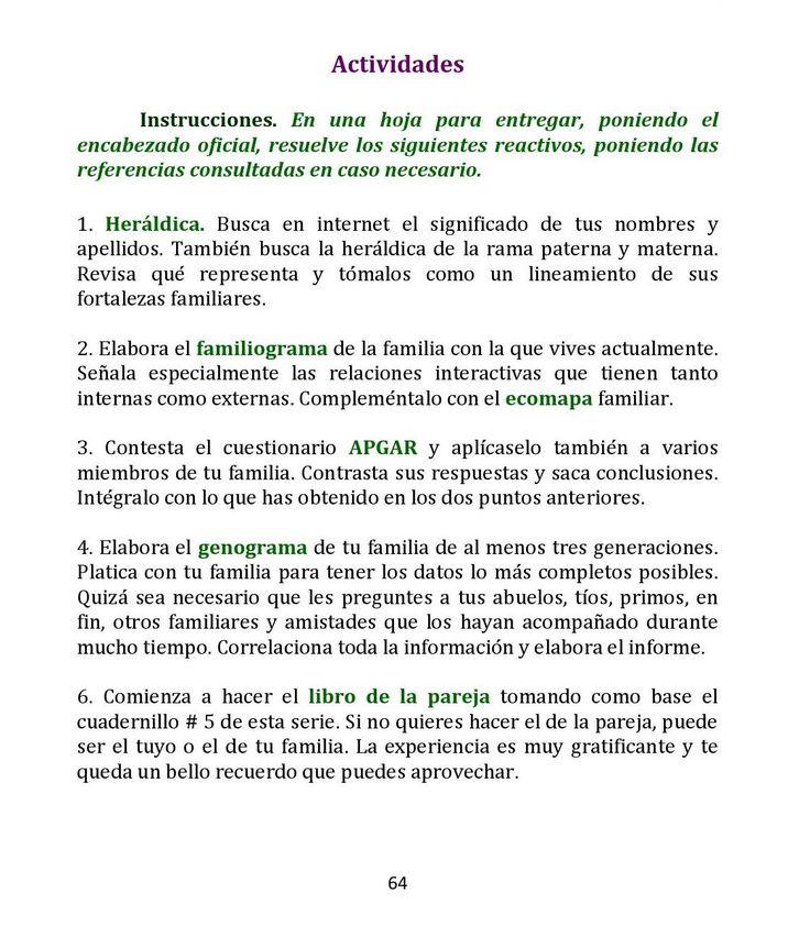 #ClippedOnIssuu from 6. Familiograma, Genograma, APGAR familiar y Ecomapa…