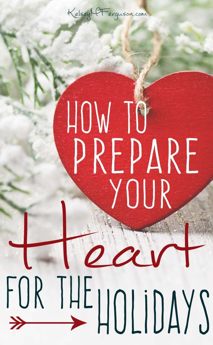 Don't let holiday baggage stop you from having the best holiday, yet. Check out these three tips (and FREE workbook) to get you started on preparing your heart for the holidays.