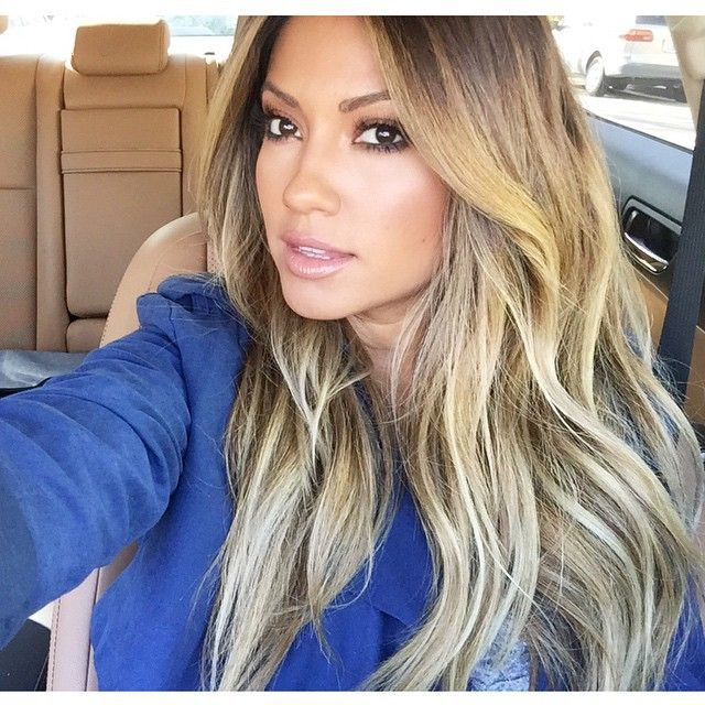Beachy Blowout yesterday from @amberleebeauty at @901too salon & makeup by  @taniamariamua