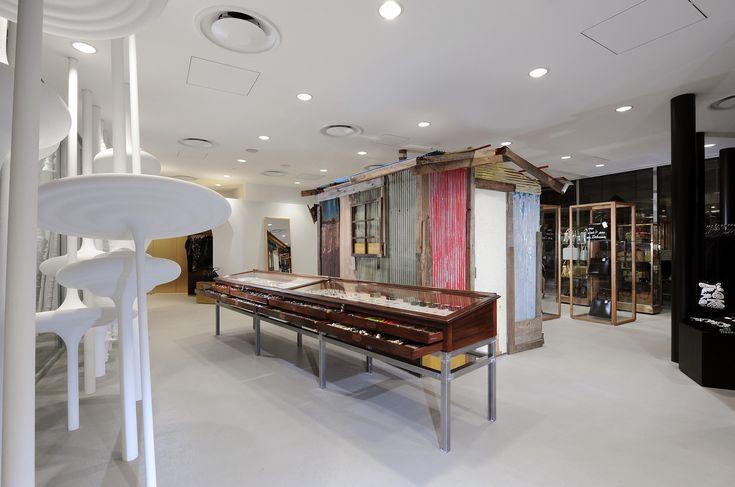 Dover Street Market Ginza: a bazaar concept | The Japan Times