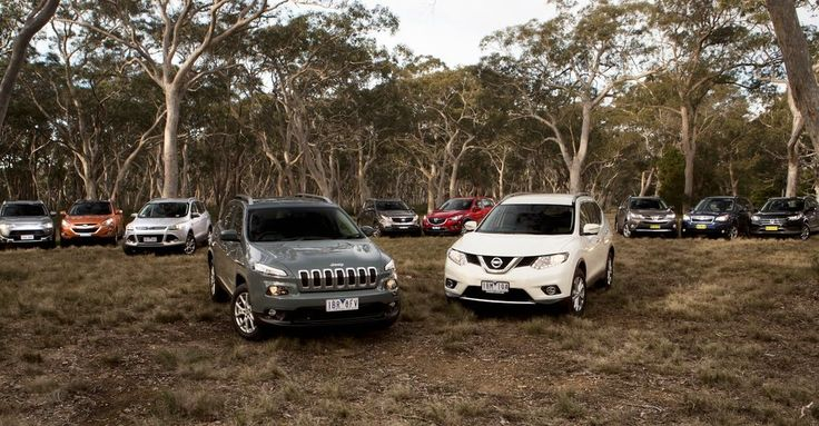 Assembled for this mega-test are 10 models that represent one-third of total SUV volume in Australia – and that's without including sales for the newest contender here and catalyst for this test, the Jeep Cherokee...