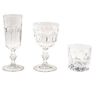 Connisseur Luxury Glassware Collection