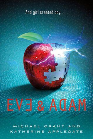 """HERE IS THE FULL REVIEW LINK - http://le-grande-codex.blogspot.in/2012/12/eve-and-adam.html    """"Creation be it human or God, there will always be flaws. Eve and Adam's tale is the perfect example of this"""""""