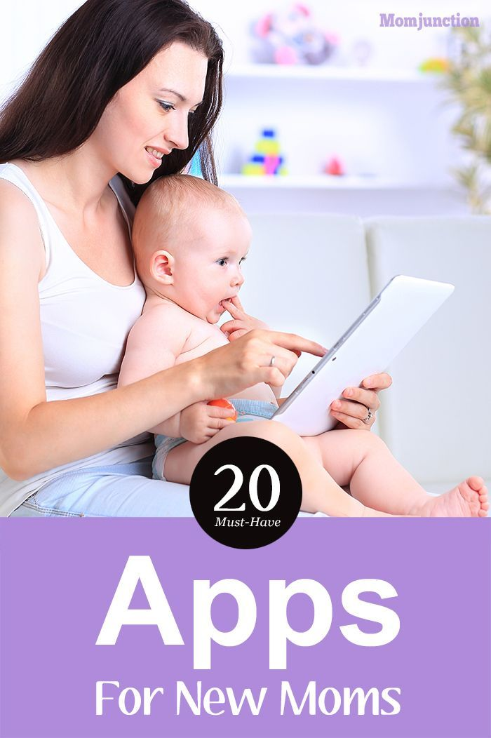 20 Must-Have Apps For New Moms:  Momjunction has compiled a list of 20 top apps for new moms. Read on to know more.