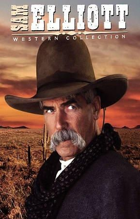 Warner Sam Elliott Westerns Collection