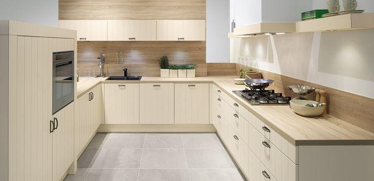 Pronorm kitchens: Classicline Pro Magnolia