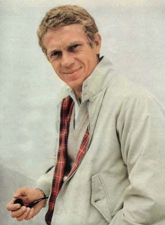 Steve McQueen – an inspiration to all men! #RunwayRepublic