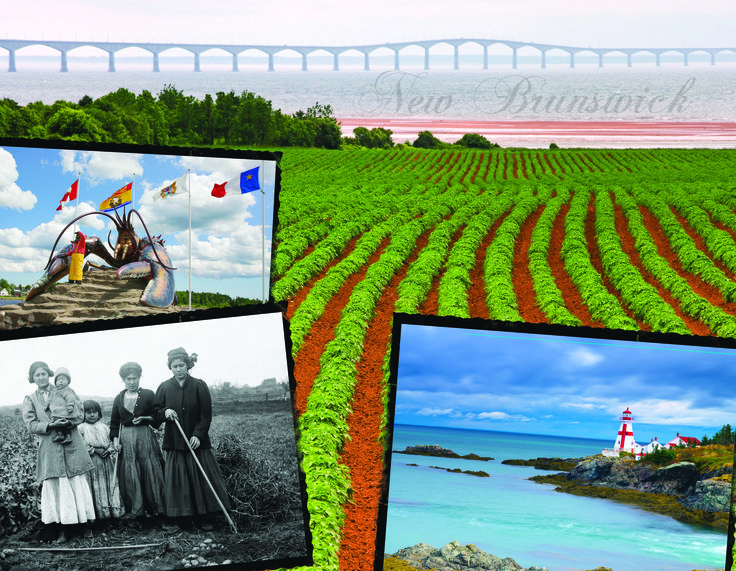 New Brunswick history and attractions