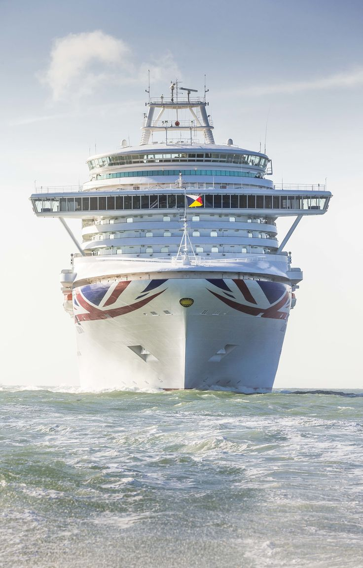 P&O Cruises Azura shows off her new Union Flag livery as part of the fleetwide rebrand http://the-cruise-specialists.co.uk/c/line-display/?cruiseline=P%20and%20O&client=the-cruise-specialists&nLin=21