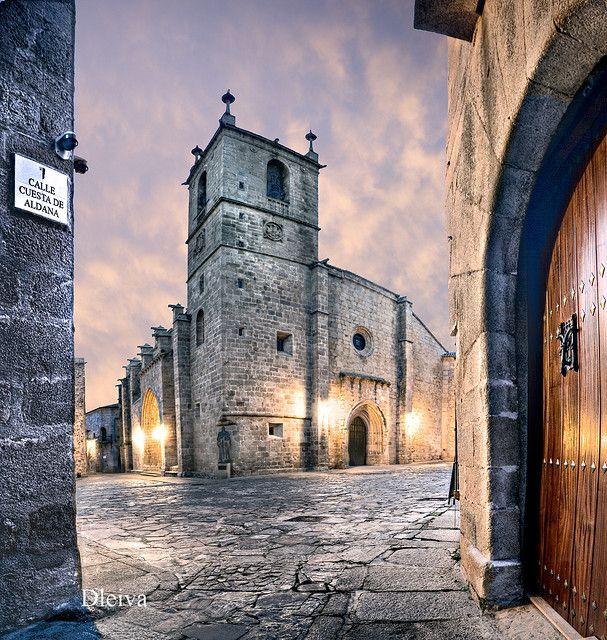 Catedral de Caceres, España. by dleiva, via Flickr