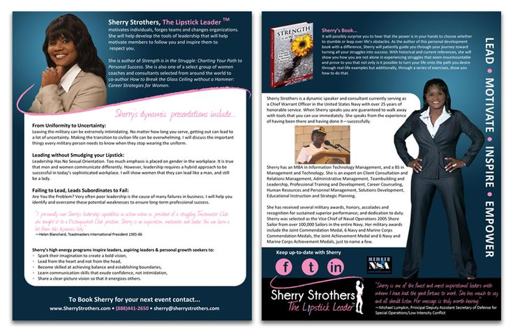 155 best speaker one sheet examples images on pinterest speakers professional speaker one sheet samples and graphic design services pronofoot35fo Images