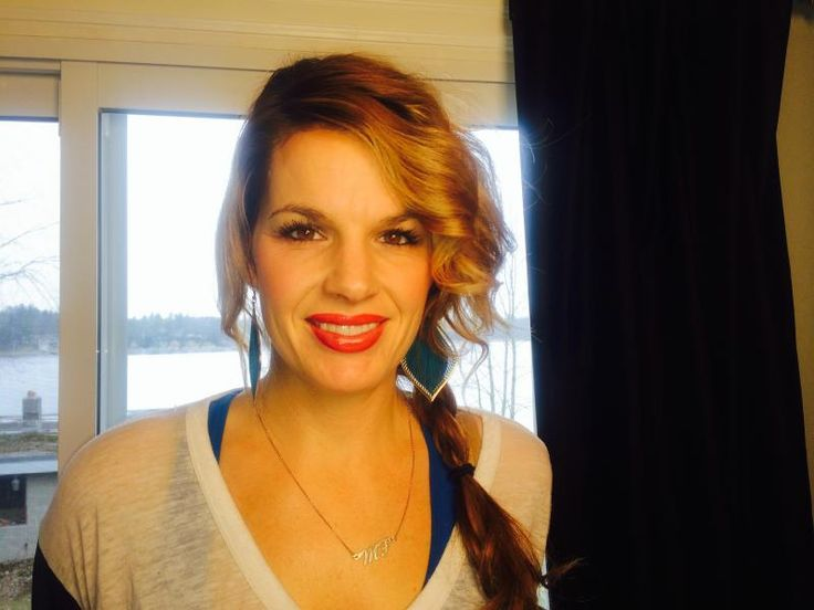 Red Lips!!  YES YOU CAN!!!