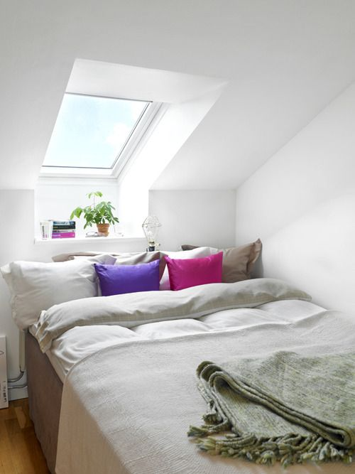 Beds For Attic Rooms 70 best attic bedroom ideas images on pinterest | attic bedrooms
