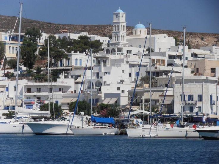 Adamas Milos Island