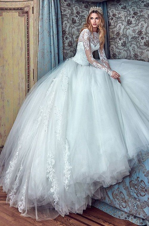270 best WEDDING DRESSES images on Pinterest | Bridal dresses ...