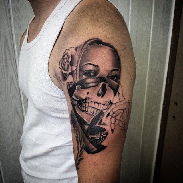 Gangsta Tattoo For Men – MyVisions.org