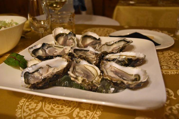 Piatti a base di molluschi e crostacei: Trattoria alla Busa consiglia…