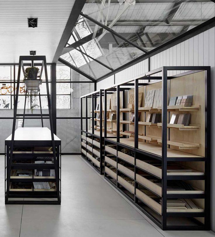 25 best showroom ideas on pinterest showroom showroom - Interior design tiles showroom ...