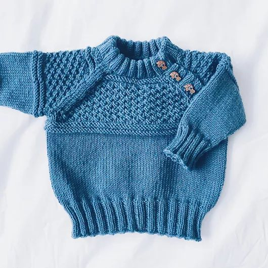 McDreamy Jumper..# free #knitting pattern link here